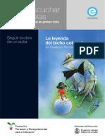 31-Leer Novelas Actividad Habitual en El 1er Ciclo. Seguimiento