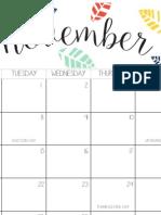 diy monthly planner 2016