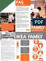Ikea Family Welcome Pamphlet En