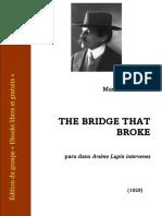 The Bridge That Broke