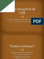 01 - Aula Inaugural (2016)