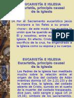 Eucaristia e Iglesia