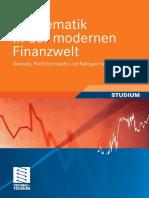 Reitz, Mathematik in der modernen Finanzwelt; Derivate, Portfoliomodelle und Ratingverfahren (2011)