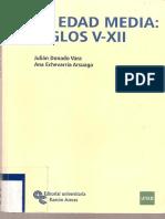 Edad Media s. V-XII
