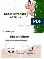 25011451 Shear Strength of Soil