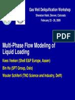 Presentafsdftion 6-3 --- NAM --- Transient Multiphase Flow Modeling of Liquid Loading