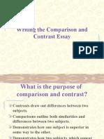 Comparison-Contrast+essay