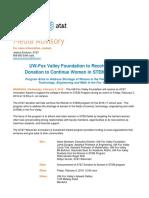 2.5.16 -- AT&T Innovation Award to UW-Fox Valley