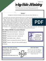 Newsletter, February 2016