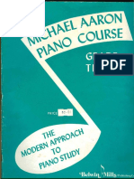 The Modern Aproach to Piano Study Level 3 BOOK