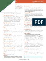Bio Gas Glossary of Terms