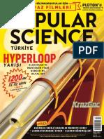 Popular Science Dergisi Temmuz 2015