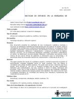 Las Tic en Las Prácticas de Estudio. Revista Q