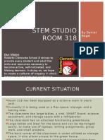 stem studio proposal