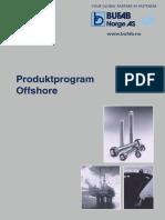 Produktprogram Offshore