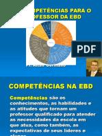Sete Competncias Para o Professor Da Ebd