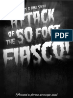 Attack of the 50ft Fiasco