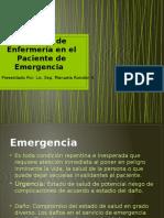 1. Atención Enfermeria Emergencia