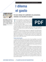 WOBI - El Dilema Del Gasto