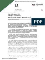 La Jornada_ Más de La Mitad de La Actividad Económica Se Mueve Entre El Lavado y La Evasión Fiscal
