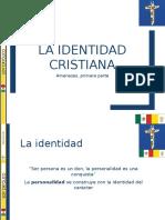 La Identidad Cristiana