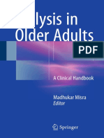 409781493933204 Dialysis in Older Patients