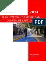Plan Integral de Movilidad Santiago