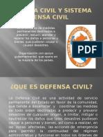 Diapositivas Defensa Civil