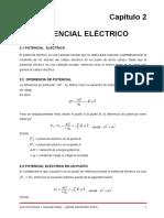 Electricidad y Magnetismo-teoría Del Capitulo 2