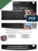Negocios Internacionales CLASES 1 y 2