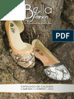 Catalogo de Zapatos Febrero