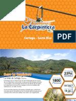 Canopy La Carpintera