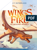 Wings of Fire Book 1 Excerpt