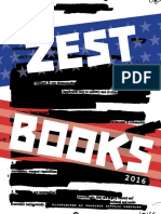 Zest Books 2016 Catalog