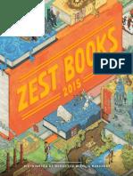 Zest Books 2015 Catalog