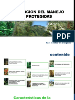IV UNIDAD - PLANIFICACIÓN DEL MANEJO DE ÁREAS PROTEGIDAS