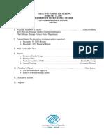 February 11th Agenda & Dec. Minutes
