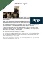 Teen hankers after Boko Haram captor
