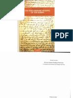 Christoph Luxenberg | The Syro-Aramaic Reading of the Koran