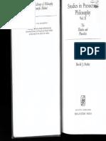 Allen R.E. & Furley D.J. - Studies in Presocratic Philosophy