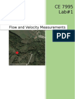 CE 7995 Lab Report