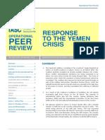 Yemen OPR Final Report 12616