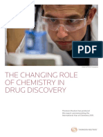 International Year of Chemistry Report Drug Discovery