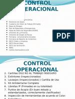 Control Operacional
