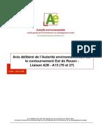 160203 - Contournement Est de Rouen 76 - Delibere Cle03cd9b