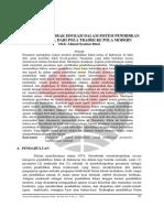 01 Transformasi Corak Edukasi Dalam Sistem Pendidikan Pesantren Dari Pola Tradisi Ke Pola Modern - Rizal