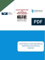 Guía Prácticas y Memoria on Line(1)