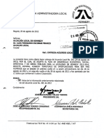 Plan Desarrollo Local Kennedy 2013-2016