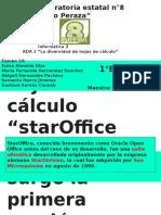 """ADA 1 """"La diversidad de hojas de calculo"""""""