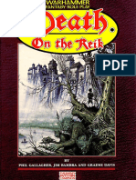 Warhammer Fantasy Roleplay 1ed - The Enemy Within 3 - Death on the Reik